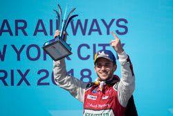 Daniel Abt, Audi Sport ABT Schaeffler, finishes 3rd