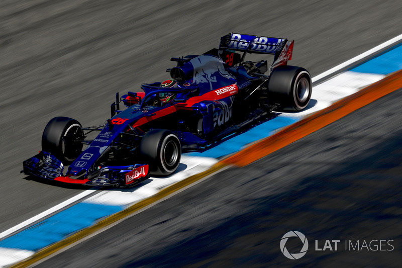17. Brendon Hartley, Toro Rosso STR13