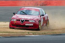 Classic Alfa Romeo touring car