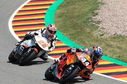 Miguel Oliveira, Red Bull KTM Ajo Sam Lowes, Swiss Innovative Investors Moto2 carrera