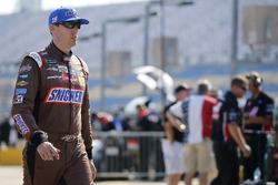 Kyle Busch, Joe Gibbs Racing, Toyota Camry Snickers Intense