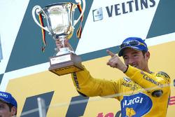 Podyum: Yarış galibi Max Biaggi