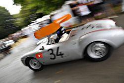 Porsche 550 Spyder Massimo Tosti