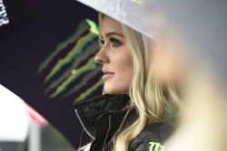 Chicas de la parrilla Monster Energy