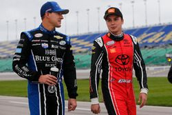 Christopher Bell, Joe Gibbs Racing Toyota Daniel Hemric, Richard Childress Racing Chevrolet