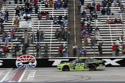 Ryan Blaney, Team Penske, Ford takes the win