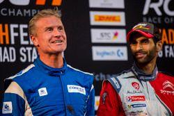 Press Conference: David Coulthard, and Khaled Al Qassimi