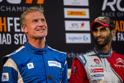 Press Conference: David Coulthard, and Khaled Al Qassimi