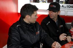 #54 CORE autosport ORECA LMP2: Romain Dumas, Loic Duval