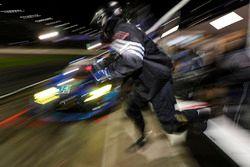#14 3GT Racing Lexus RCF GT3, GTD: Dominik Baumann, Kyle Marcelli, Bruno Junqueira, Philipp Frommenwiler, au stand