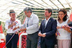 Alejandro Agag, Formula E CEO, CEO, Formula E at the Opening Ceremony for the Ciudad de Chile's E-Vi
