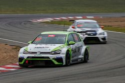 Albin Wärnelöv, Volkswagen Golf GTI TCR, Lestrup Racing