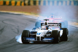 Хуан Пабло Монтойя, BMW Williams FW23