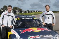 Андреас Баккеруд и Маттиас Экстрём, Audi S1 EKS RX quattro, EKS Audi Sport