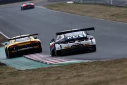 #11 EFP by TECE Audi R8 LMS: Elia Erhart, Pierre Kaffer, #18 KÜS Team75 Bernhard Porsche 911 GT3 R: Adrien de Leener, Klaus Bachler