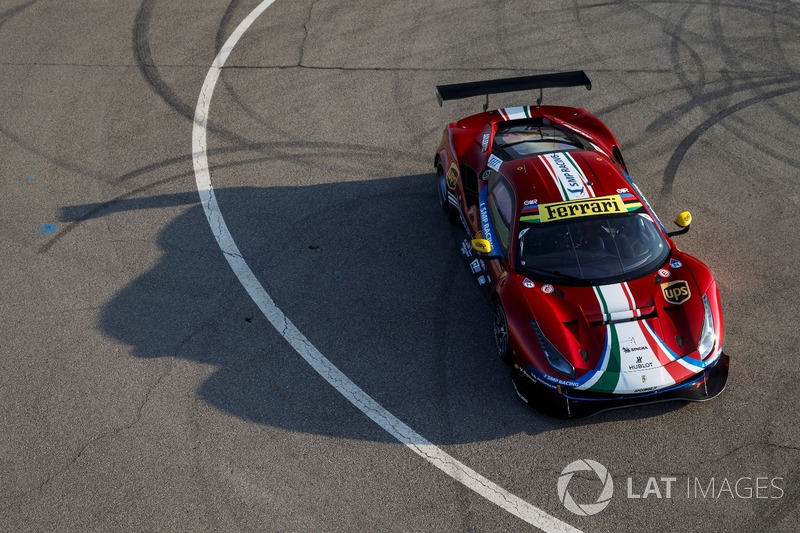 Ferrari 488 GTE