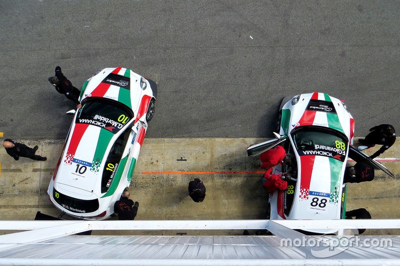 Gianni Morbidelli, Team Mulsanne Alfa Romeo Giulietta TCR, Fabrizio Giovanardi, Team Mulsanne Alfa Romeo Giulietta TCR