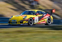 #66 Porsche 991 GT 3 Cup: Thomas Kappeler, Willy Hüppi, Thomas Gerling