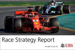 Race Strategy Report - Grand Prix van Australië