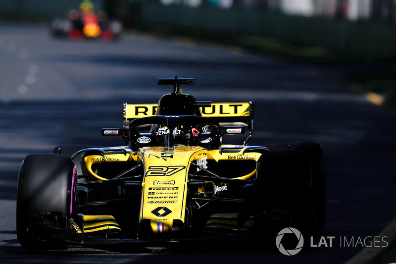 7. Нико Хюлькенберг, Renault Sport F1 Team RS18