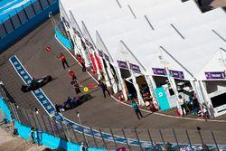 Daniel Abt, Audi Sport ABT Schaeffler, Alex Lynn, DS Virgin Racing, Sam Bird, DS Virgin Racing