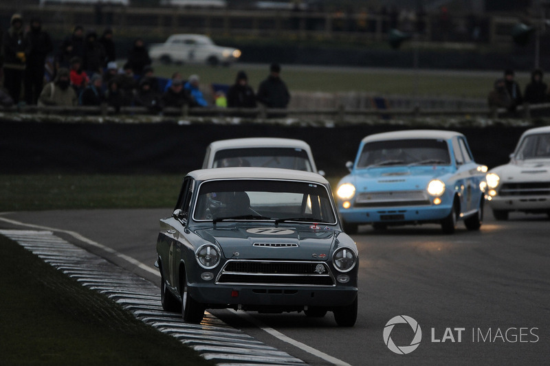 Sears Trophy Mike Jordan Lotus Cortina