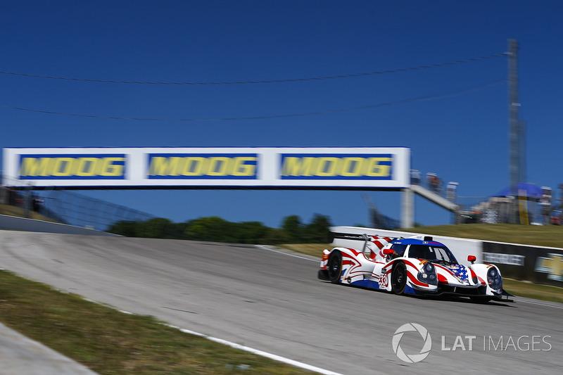 #33 Extreme Speed Motorsports, Ligier JS P3, LMP3: Lance Willsey