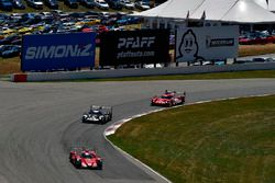 #99 JDC/Miller Motorsports ORECA 07, P: Stephen Simpson, Mikhail Goikhberg, #5 Action Express Racing Cadillac DPi, P: Joao Barbosa, Filipe Albuquerque