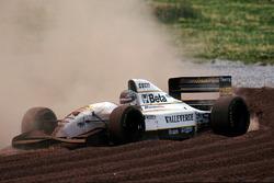 Fabrizio Barbazza, Minardi M193
