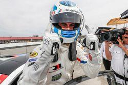 Ganadores de la pole GTLM #24 BMW Team RLL BMW M8, GTLM: John Edwards
