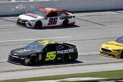 Kasey Kahne, Leavine Family Racing, Chevrolet Camaro Procore Safety Certified and D J Kennington, Gaunt Brothers Racing, Toyota Camry Gaunt Brothers Racing