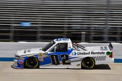 Austin Hill, Young's Motorsports, Chevrolet Silverado United Rentals