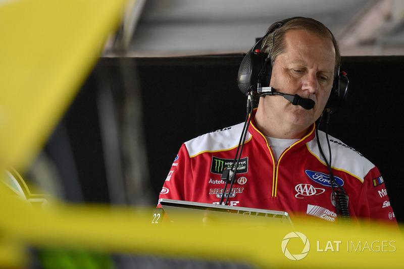 Jefe de equipo Todd Gordon
