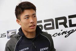 #39 Lexus Team Sard Lexus RC F: Sho Tsuboi