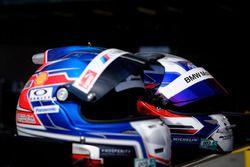Casque de Martin Tomczyk, BMW Team MTEK
