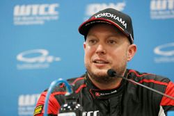 Conferenza stampa, Rob Huff, All-Inkl Motorsport, Citroën C-Elysée WTCC