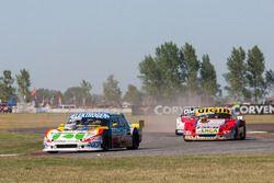 Mathias Nolesi, Nolesi Spirit Team Ford, Juan Manuel Silva, Catalan Magni Motorsport Ford