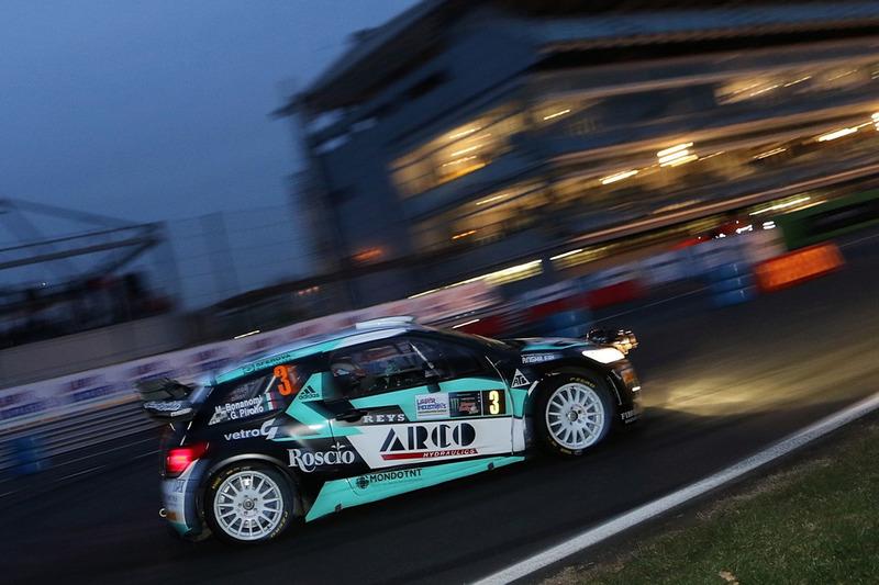 Marco Bonanomi, Gigi Pirollo, Citroën DS3 WRC