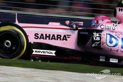 RAVENOL Force India announcement