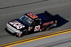 Bobby Gerhart, MB Motorsports Chevrolet Silverado