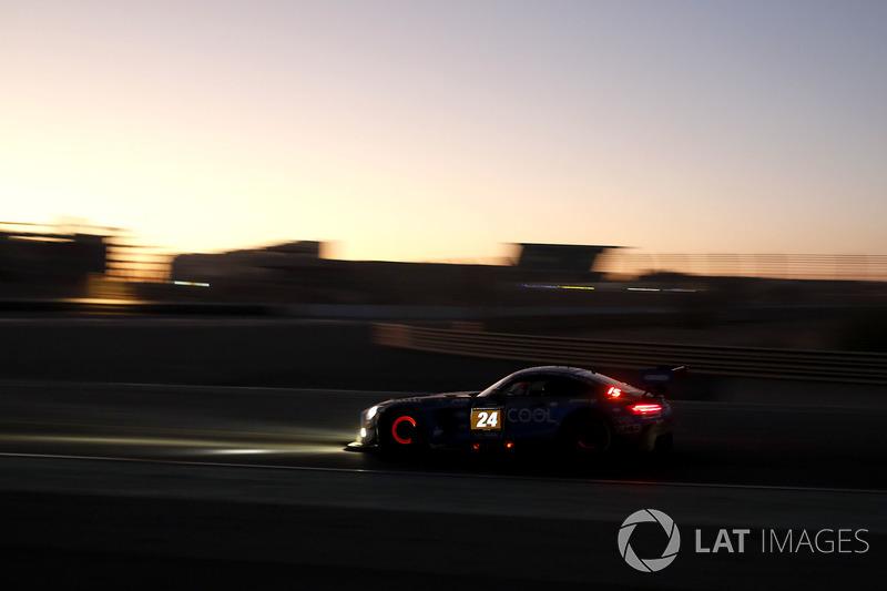 #24 SPS automotive performance Mercedes-AMG GT3: Alexandre Coigny, Iradj Alexander-David, Richard Feller, Antonin Borga