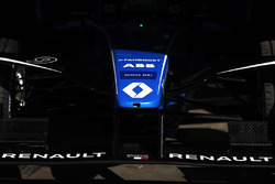 Renault e.Dams front wing detail