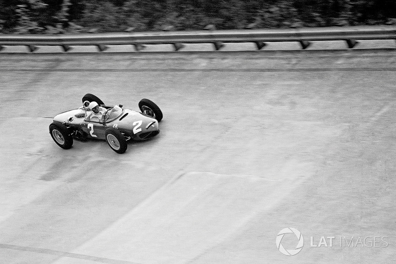Phil Hill, Ferrari, en 1961