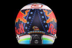 Casque spécial de Daniel Ricciardo