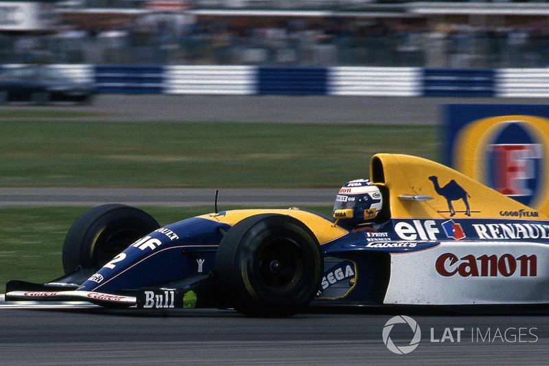 Alain Prost, Williams Renault FW15C (2 ocasiones)