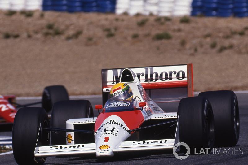 20 - GP da Espanha, 1989, Jerez de la Frontera