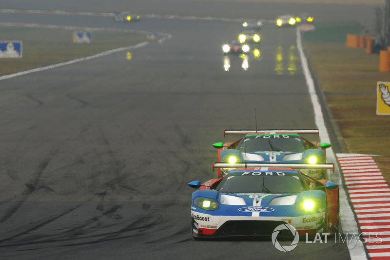 4. GTE-Pro: #67 Ford Chip Ganassi Team UK, Ford GT