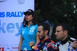 Basın toplantısı: Yağız Avcı, Neo Motorspor ve Orhan Avcıoğlu, Toksport WRT
