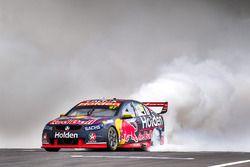 Ganador de la carrera Shane van Gisbergen, Triple Eight Race Engineering Holden