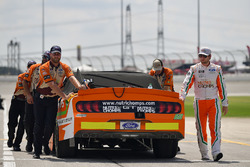 Chase Briscoe, Roush Fenway Racing, Ford Mustang Nutri Chomps